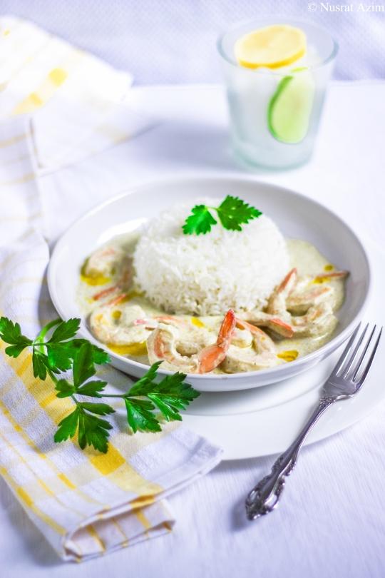 Shrimp Curry copyright